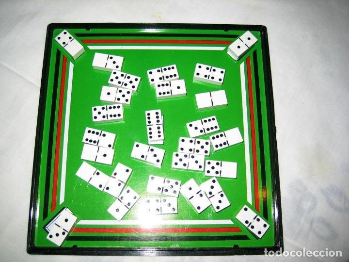 DOMINÓ MAGNÉTICO- RIMA (Juguetes - Juegos - Juegos de Mesa)