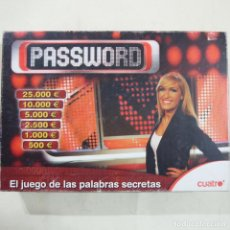 Juegos de mesa: PASSWORD. EL JUEGO DE LAS PALABRAS SECRETAS - FALOMIR - 2009. Lote 155705302