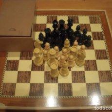 Juegos de mesa: JUEGO DE AJEDREZ. Lote 75940767