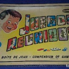 Juegos de mesa: JUEGOS REUNIDOS 35 - GEYPER. Lote 76034935