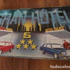 Jogos de mesa: JUEGO DE MESA GRAN HOTEL. Lote 76079883