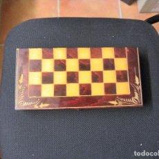 Juegos de mesa: TABLERO CAJA DE AJEDREZ O DAMAS. Lote 76084903