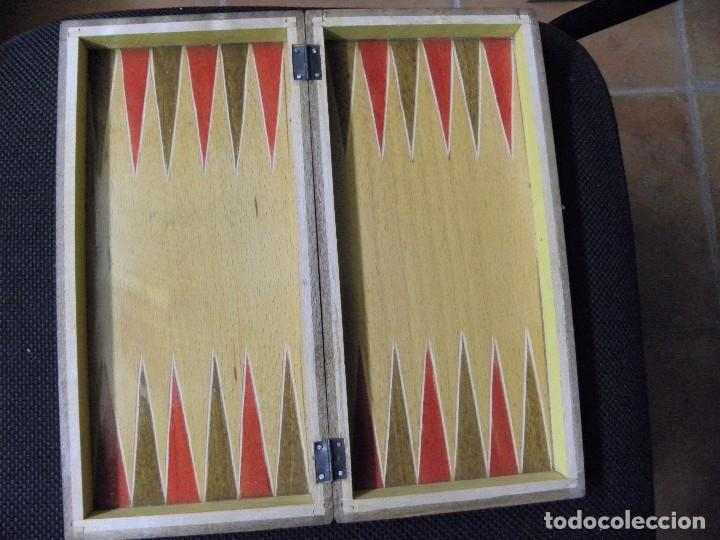 Juegos de mesa: TABLERO CAJA DE AJEDREZ O DAMAS - Foto 5 - 76084903