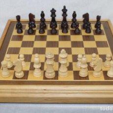 Juegos de mesa: AJEDREZ EN MADERA. Lote 76571519