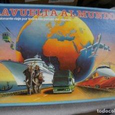 Juegos de mesa: ANTIGUO JUEGO EDUCA - LA VUELTA AL MUNDO . Lote 76791079