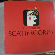 Juegos de mesa: ANTIGUO JUEGO DE MESA - SCATTERGORIES. Lote 76793195