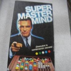 Juegos de mesa: ANTIGUO JUEGO DE MESA - SUPER MASTER MIND. Lote 76794007