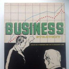 Juegos de mesa: BUSINESS STRATEGY BOOKCASE GAME 1973 AVALON HILL 808 . SIN JUGAR . Lote 77421205