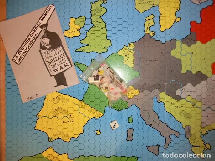 La Segunda Guerra Mundial Nac Comprar Juegos De Mesa Antiguos En