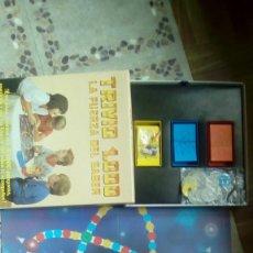 Juegos de mesa: JUEGO DE MESA TRIVIO 1000 AÑOS 80 COMPLETO. Lote 77503745