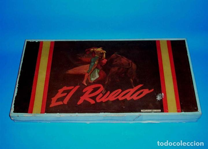 Juegos de mesa: El ruedo. Raro Juego de Mesa Taurino, Toros, Tauromaquia, original años 50. Completo. - Foto 3 - 77561637