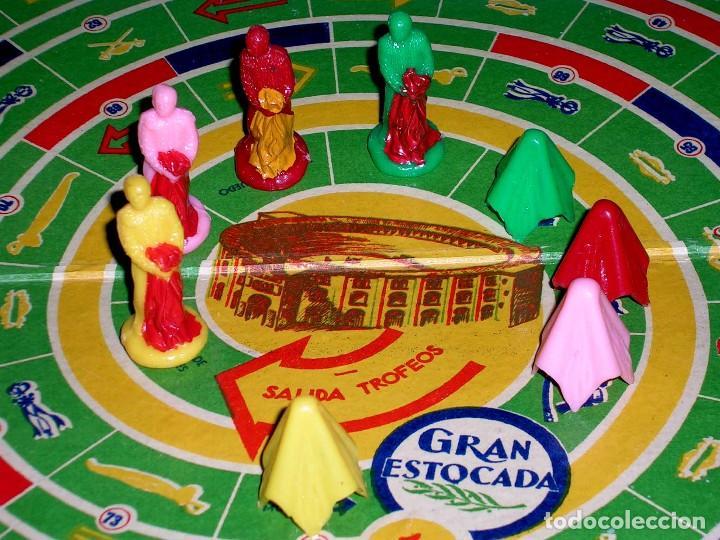 Juegos de mesa: El ruedo. Raro Juego de Mesa Taurino, Toros, Tauromaquia, original años 50. Completo. - Foto 5 - 77561637