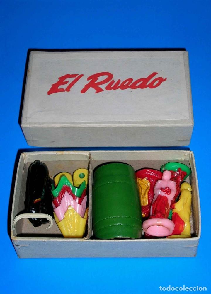 Juegos de mesa: El ruedo. Raro Juego de Mesa Taurino, Toros, Tauromaquia, original años 50. Completo. - Foto 7 - 77561637
