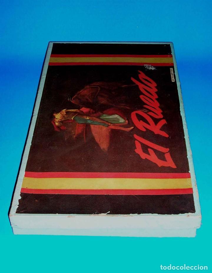 Juegos de mesa: El ruedo. Raro Juego de Mesa Taurino, Toros, Tauromaquia, original años 50. Completo. - Foto 10 - 77561637