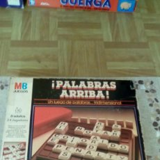 Juegos de mesa: JUEGO DE MESA PALABRAS ARRIBA DE MB DEL AÑO 1985. Lote 77597385