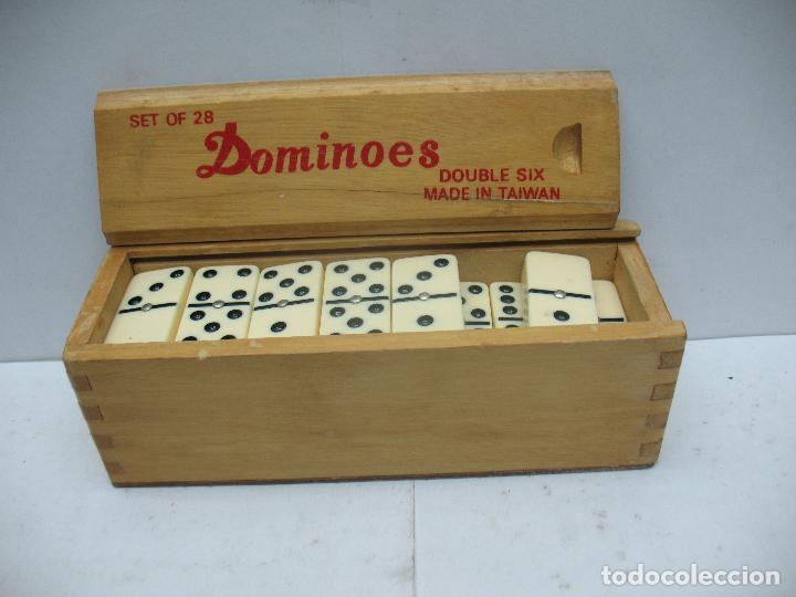 Antiguas Piezas De Domino Juego De Mesa Comprar Juegos De Mesa
