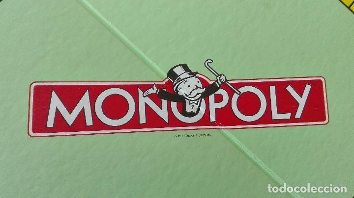 Juegos de mesa: MONOPOLY. - PARKER. - C(1992). - Foto 3 - 78192373