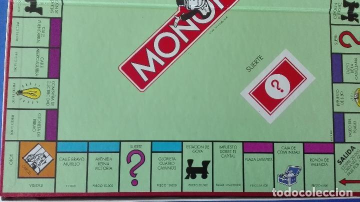 Juegos de mesa: MONOPOLY. - PARKER. - C(1992). - Foto 7 - 78192373