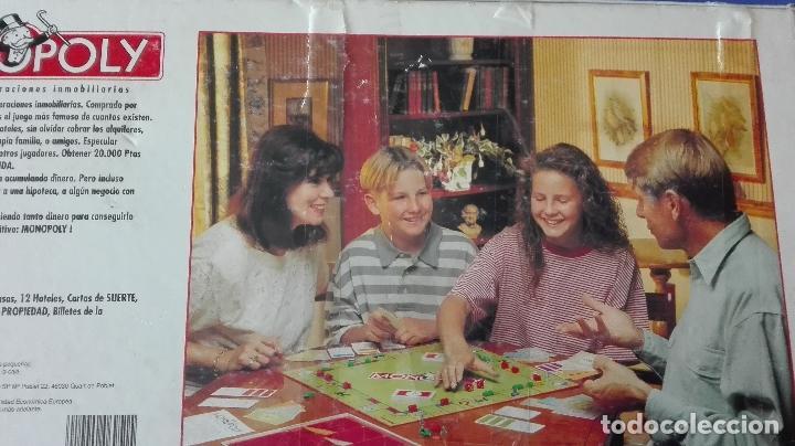 Juegos de mesa: MONOPOLY. - PARKER. - C(1992). - Foto 9 - 78192373