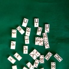 Juegos de mesa: JUEGO DE DOMINO MINIATURA - NUEVO. Lote 79170501