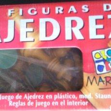 Juegos de mesa: FIGURAS DE AJEDREZ MARIGÓ. Lote 79296427