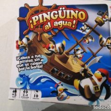 Juegos de mesa: PINGUINO AL GUA CON CAJA-COMPLETO. Lote 79604529