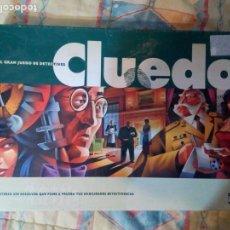 Juegos de mesa: CLUEDO, JUEGO DE MESA. Lote 79662145