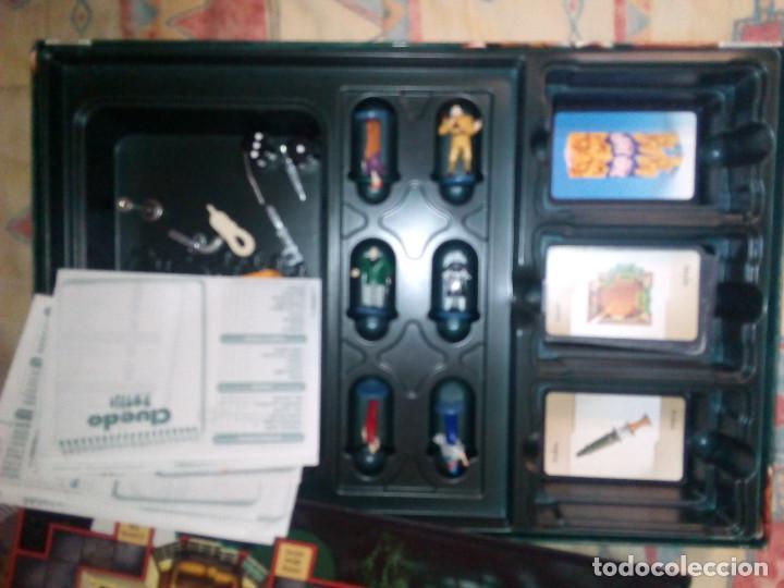 Juegos de mesa: CLUEDO, juego de mesa - Foto 3 - 79662145
