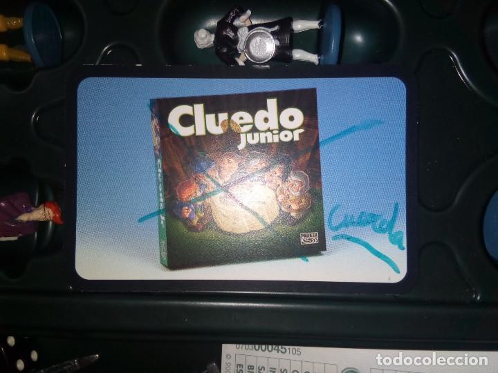 Juegos de mesa: CLUEDO, juego de mesa - Foto 4 - 79662145