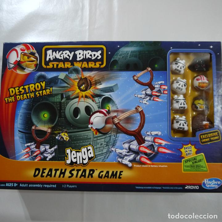 Angry Birds Star Wars Jenga Death Star Game Comprar Juegos De