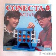 Juegos de mesa: CONECTA 3 MOVIL DE FALOMIR JUEGOS PRECINTADO NUEVO SIN ABRIR. Lote 79858093