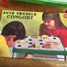 Juegos de mesa: AUTO ESCUELA CONGOST (JU21). Lote 80015417