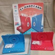 Juegos de mesa: JUEGO DE MESA EL AHORCADO DE MB AÑO 1997 HASBRO . Lote 80308589