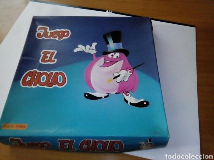 JUEGO EL CHOLLO (Juguetes - Juegos - Juegos de Mesa)