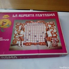 Juegos de mesa: JUEGO LA RUPERTA FANTASMA UN, DOS, TRES. Lote 80343789
