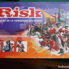 Juegos de mesa: JUEGO RISK ANTIGUO COMPLETO. Lote 242047970