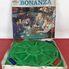 Juegos de mesa: JUEGO DE MESA BONANZA. JUGUETES BORRAS. CIRCA 1960.. Lote 80443421