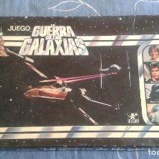 Juegos de mesa: JUEGO LA GUERRA DE LAS GALAXIAS, STAR WARS, JUGUETES BORRAS, 1977. Lote 105576464