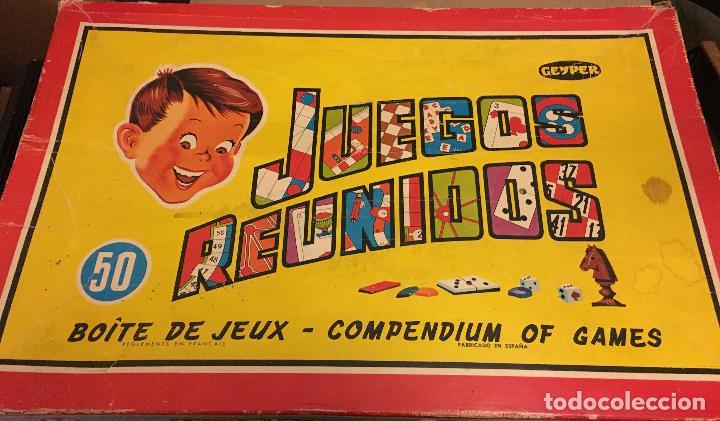 Juegos Reunidos Geyper 50 Juegos Completo Comprar Juegos De Mesa