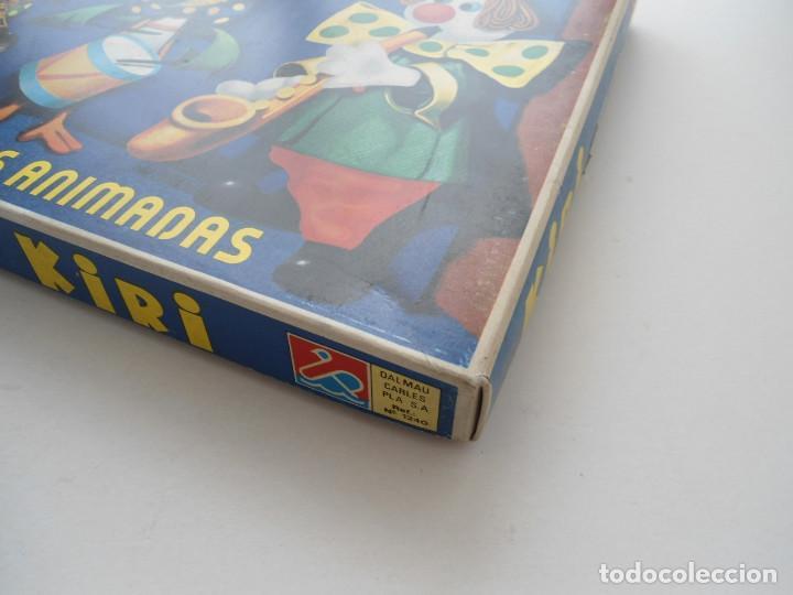 Juegos de mesa: KIRI - 3 ESCENAS ANIMADAS - DALMAU CARLES PLA - JUEGO DE MESA COMPLETO Y A ESTRENAR - AÑOS 80 - Foto 3 - 81266124