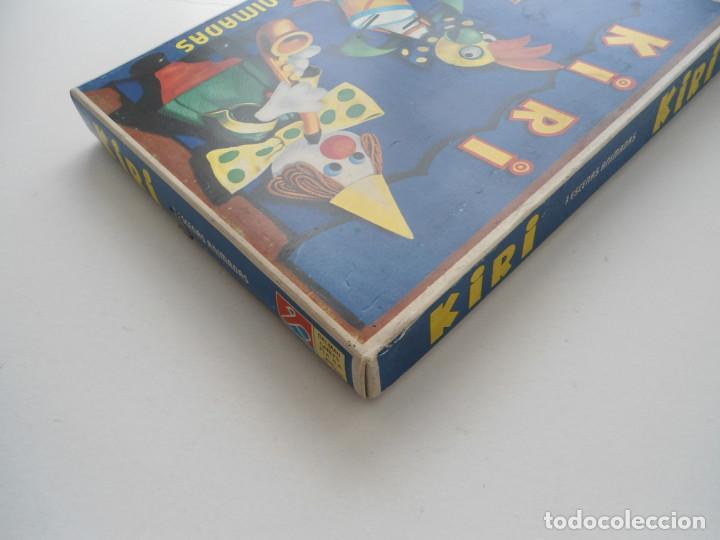 Juegos de mesa: KIRI - 3 ESCENAS ANIMADAS - DALMAU CARLES PLA - JUEGO DE MESA COMPLETO Y A ESTRENAR - AÑOS 80 - Foto 4 - 81266124