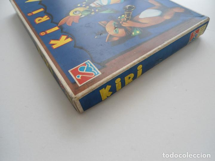 Juegos de mesa: KIRI - 3 ESCENAS ANIMADAS - DALMAU CARLES PLA - JUEGO DE MESA COMPLETO Y A ESTRENAR - AÑOS 80 - Foto 5 - 81266124