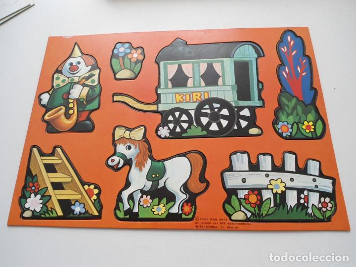 Juegos de mesa: KIRI - 3 ESCENAS ANIMADAS - DALMAU CARLES PLA - JUEGO DE MESA COMPLETO Y A ESTRENAR - AÑOS 80 - Foto 11 - 81266124
