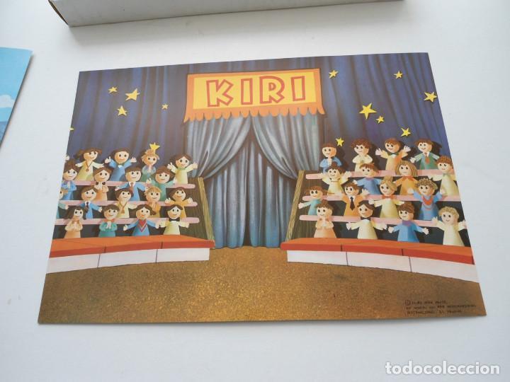 Juegos de mesa: KIRI - 3 ESCENAS ANIMADAS - DALMAU CARLES PLA - JUEGO DE MESA COMPLETO Y A ESTRENAR - AÑOS 80 - Foto 14 - 81266124