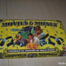 Juegos de mesa: JUEGO DE MESA MOVIES Y MONEY . Lote 82053212