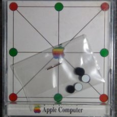 Juegos de mesa: JUEGO MAGNÉTICO PUBLICIDAD APPLE COMPUTER AÑOS 80 - MACINTOSH MAC - TRES EN RAYA. Lote 123332966