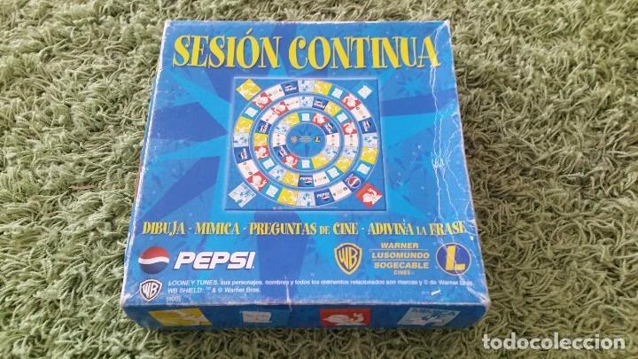 Juego De Mesa Sesion Continua De Publicidad De Comprar Juegos De