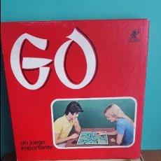 Juegos de mesa: GO JUEGO DE MESA BORRAS . Lote 82338884