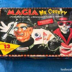 Juegos de mesa: MAGIA MR. CREEPY. Lote 82675936