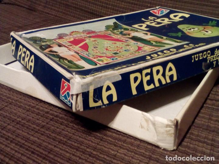 Juegos de mesa: LA PERA - JUEGO DEL CONCURSO UN, DOS, TRES DE TVE -AÑOS 70-Ed. Carles Dalmau-Preguntas y Respuestas - Foto 7 - 82899164